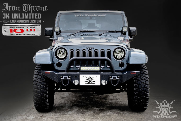 JK WRANGLER UNLIMITED